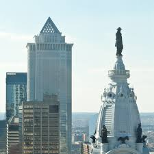 William Penn Statue in Philly
