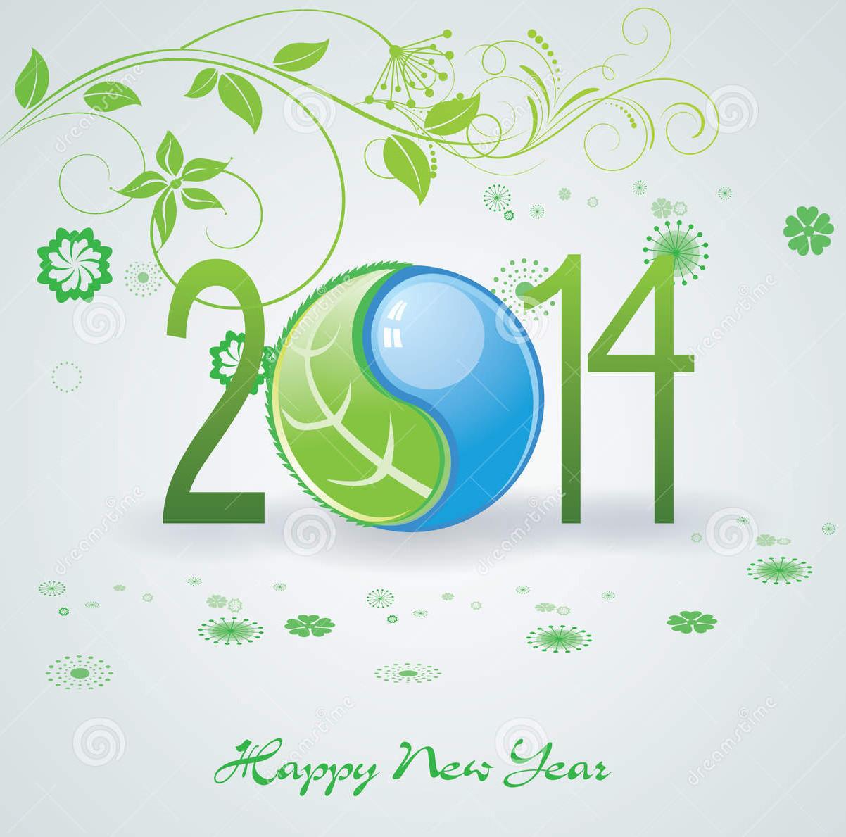 New Year in balance 2014