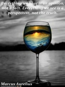 wisdom in a wine glass