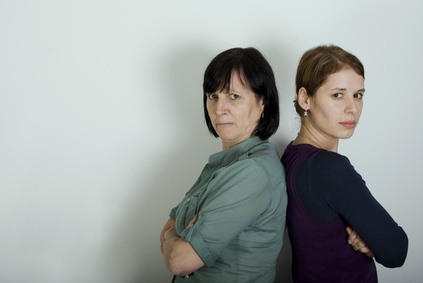 mother daughter conflict