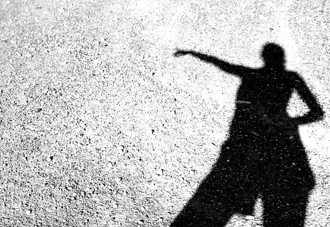 Judging shadow