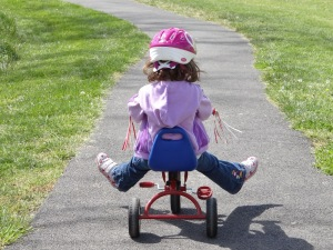 toddle on bike