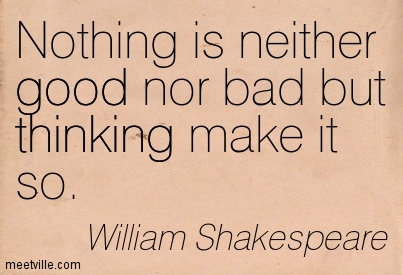quote from William Shakespeare