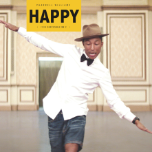 Pharrel Willimas - Happy