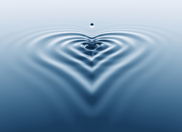 self love in the waves of life