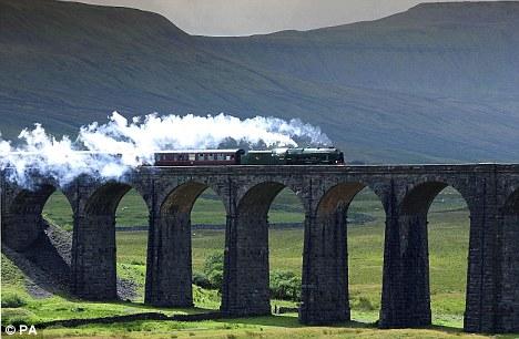 British Train Journey