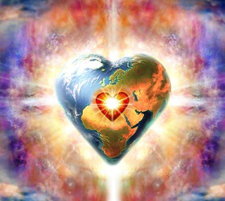 heart centered world