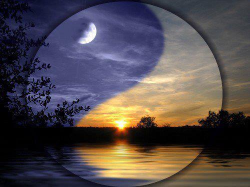 yin tang of nature