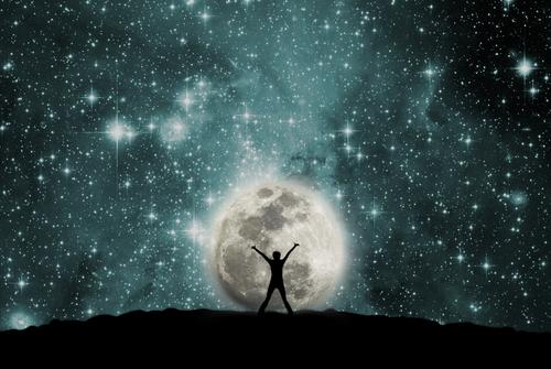 awaken into being