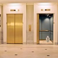 Life is like ... an elevator ride