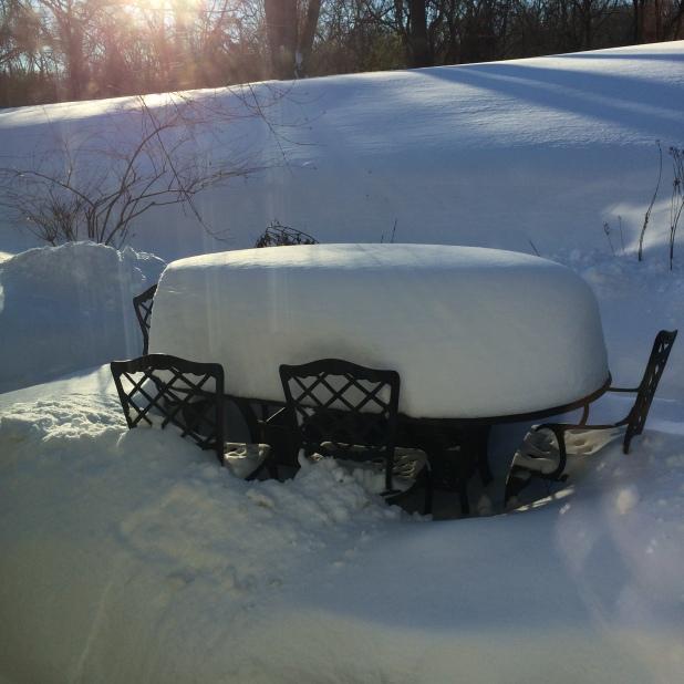 merigue snow