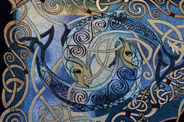 detail from life mandala