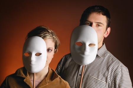 masks in relationships