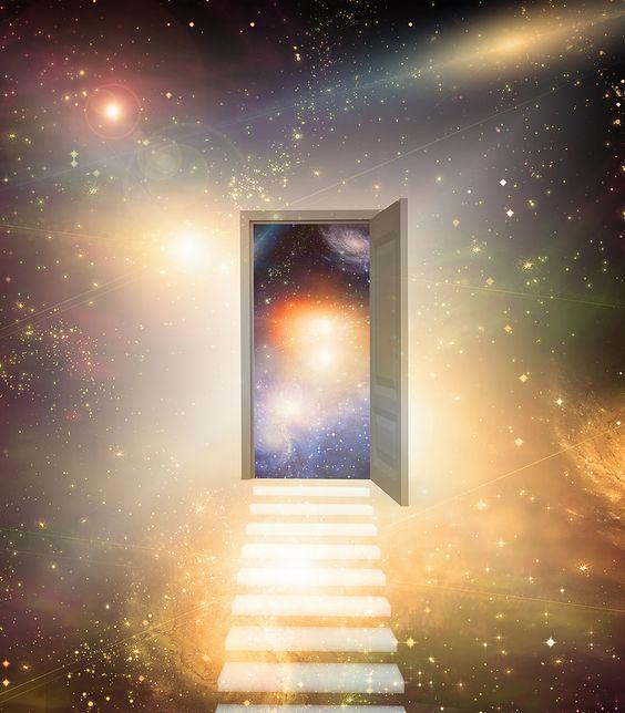 door to inner light & Haiku \u2013 open the door   Find Your Middle Ground