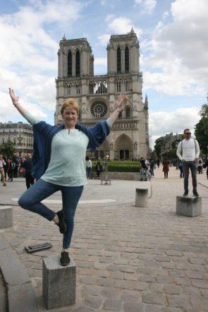 traveling yogi