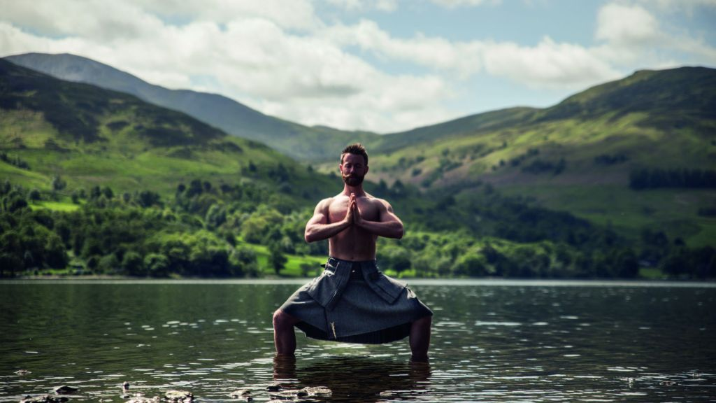 Scottish yoga