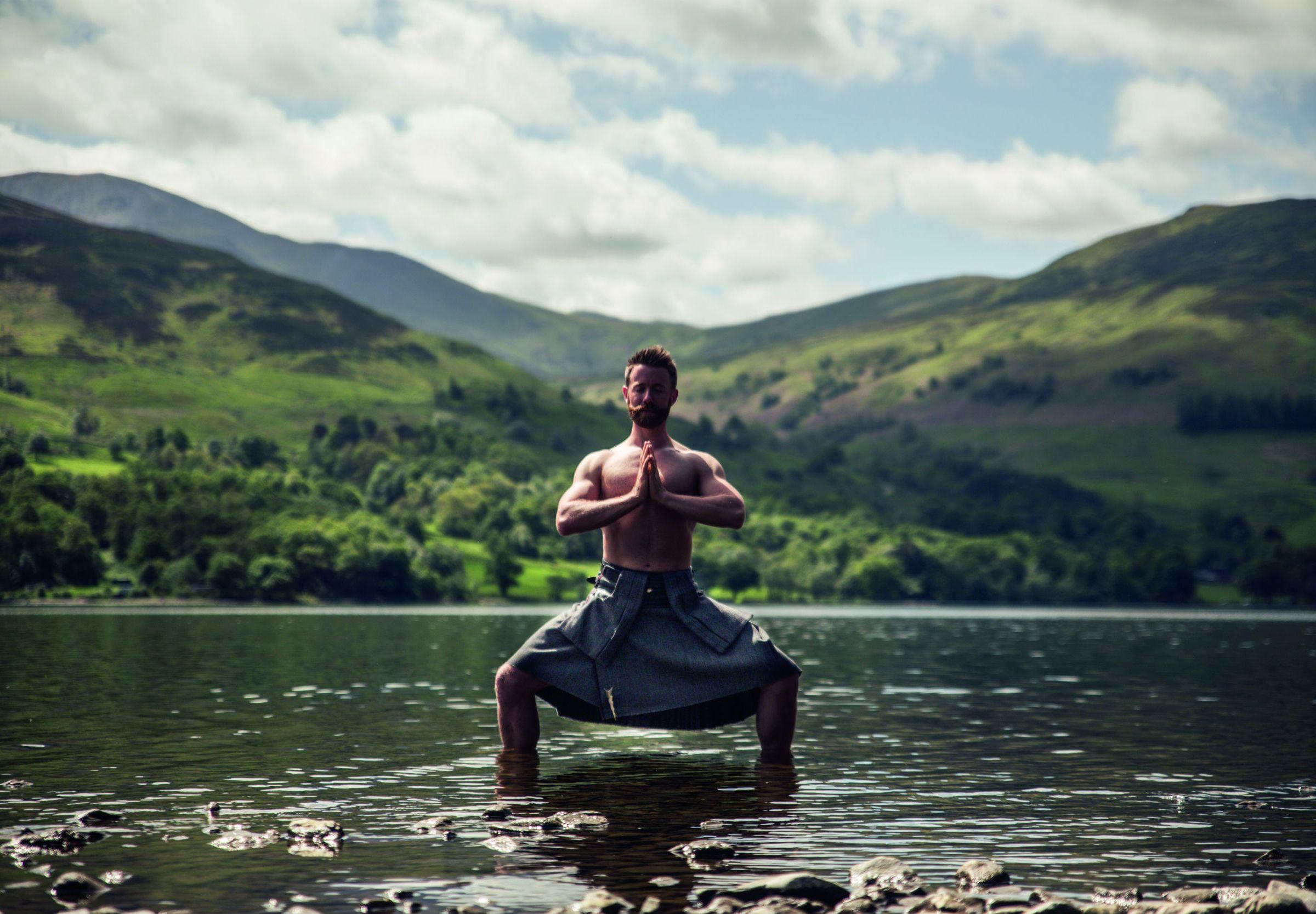 Scottish yoga