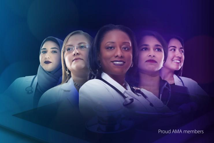 American women in medicine